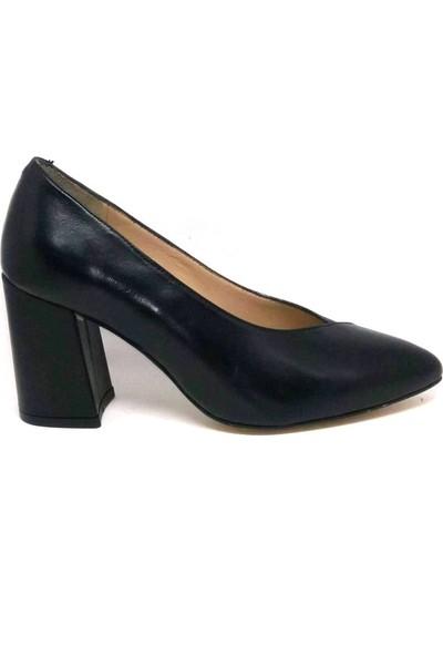 Shop And Shoes 072-17211 Bayan Ayakkabı Siyah