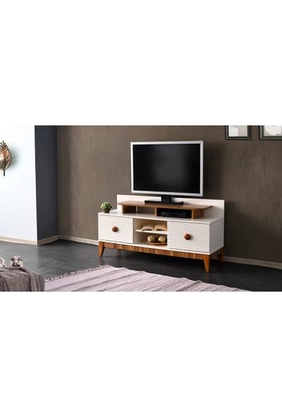 Yıldız Mobilya Ada Tv Sehpası Mini