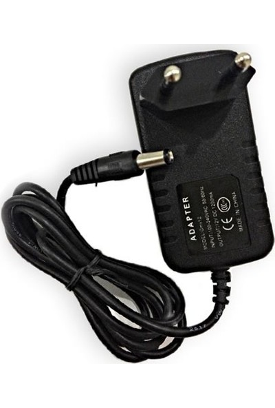 Gomax Zyxel 12V 1A Modem Adaptör Şarj Aletiü