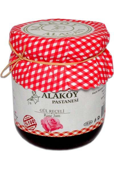 Alaçatı Alaköy Pastanesi Doğal Gül Reçeli 230 gr