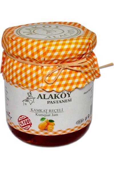 Alaçatı Alaköy Pastanesi Doğal Kamkat Reçeli 230 gr