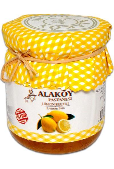 Alaçatı Alaköy Pastanesi Doğal Limon Reçeli 230 gr