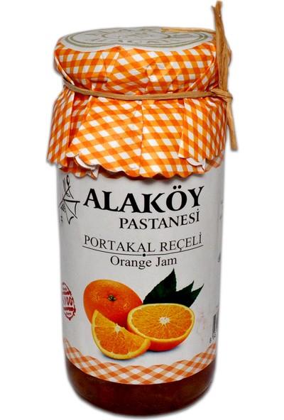 Alaçatı Alaköy Pastanesi Doğal Şekersiz Diyet Portakal Reçeli 300g