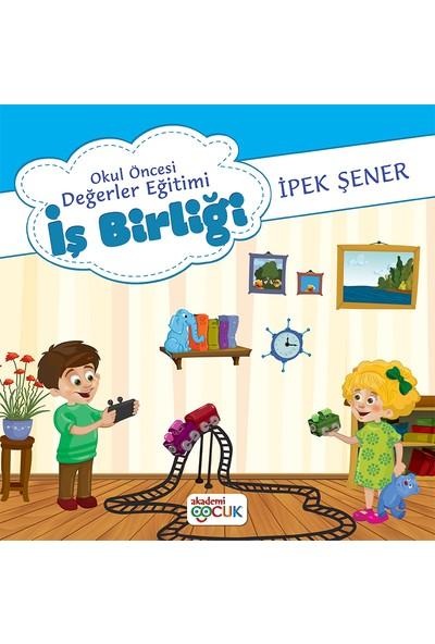 Akademi Ç. Okul Öncesi Değerler Eğitimiiş Birliği - İpek Şener
