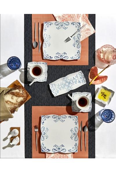 Karaca İndigo 32 Prç Kahvalti Seti