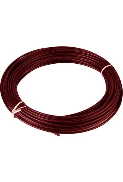 BS Fren Dış Kablo Teflon Kaplı 1mt Kahverengi