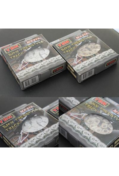 Ybn Zincir Tek Vites Uyumlu MK918 Beyaz Gümüş