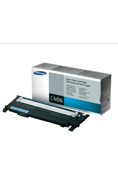 Samsung CLT-C406S 1K Mavi Toner ST986A