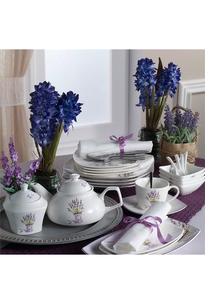 Pierre Cardin Alice 43 Parça Kahvaltı Takımı