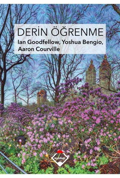 Derin Öğrenme (Renkli Baskı – Sıvama Cilt Kapaklı) - Ian Goodfellow - Yoshua Bengio - Aaron Courville