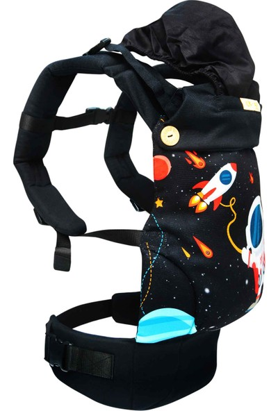 İlk-Ay Baby Kanguru Anakucagı Handy Astronot Yenidoğan Set (0 - 4 Yaş)