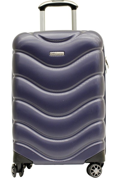 Ehs 105160-1L Ehs Lacivert Büyük Boy Valiz Bavul