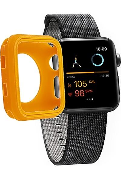 Akıllıphone Apple watch 42Mm 2,3 Ultra Koruma Soft Silikon Kılıf