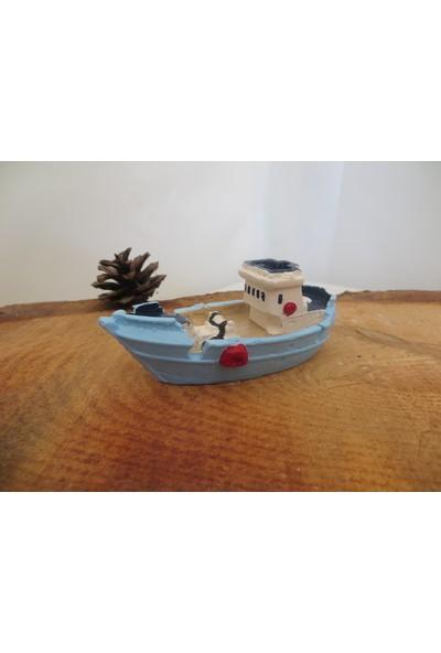 Green Wood Teraryum Malzemeleri Gemi Minyatür Obje
