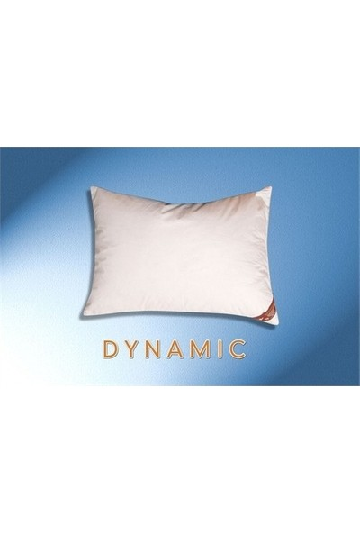 Twin Dinamic Pillow Kaz Tüyü Visko Yastık