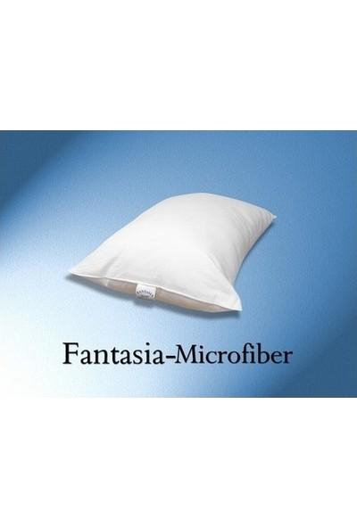 Fantasia Microfiber Hollowfibre Boncuk Silikonize Yastık