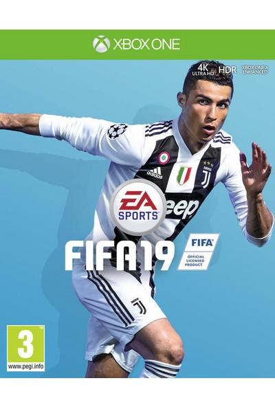 FIFA 19 XBOX ONE OYUN