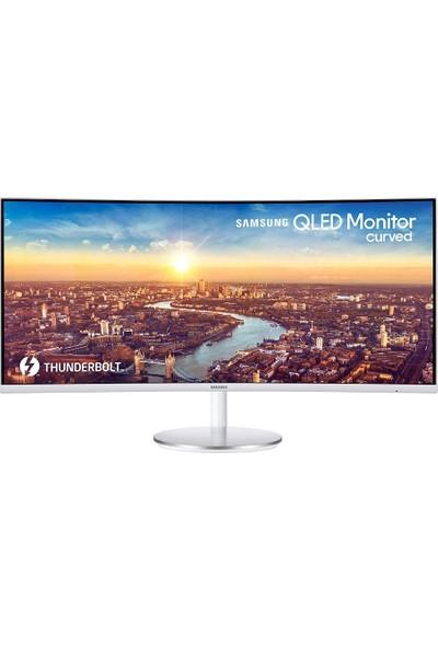 "Samsung LC34J791WTMXUF 34"" 100Hz 4ms (HDMI+Display) FreeSync QHD Monitör"