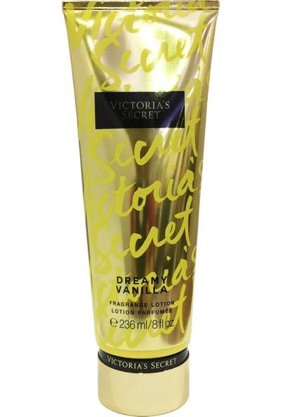 Victoria's Secret Dreamy Vanilla Fragrance Losyon 236 ml