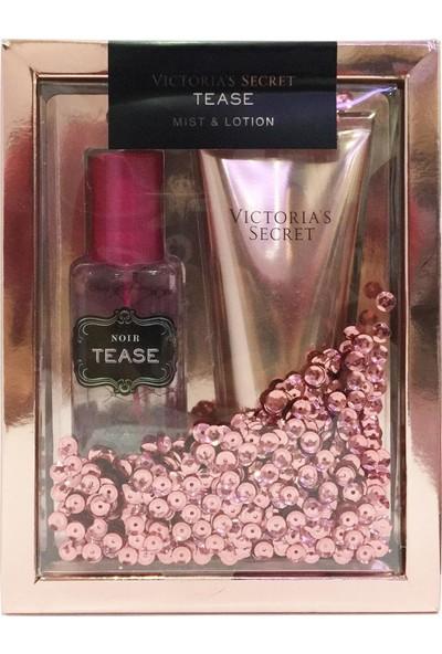 Victoria's Secret Noir Tease Fragrance Mist & Losyon