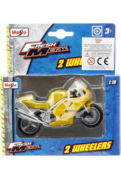 Maisto 1:18 Triumph Daytona 955I Model Motorsiklet