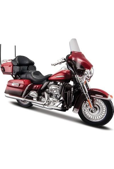 Maisto Harley Davidson 2013 FLHTK Electra Glide 1:18 Model Motors