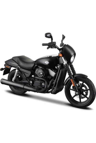 Maisto Harley Davidson 2015 Street 750 1:18 Model Motorsiklet