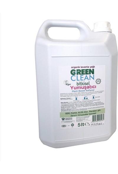 Green Clean Bitkisel Çamaşır Yumuşatıcı 5 lt