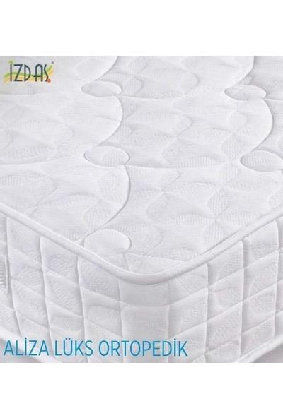 İzdaş Ortopedik Yatak Aliza Lüks 160X200