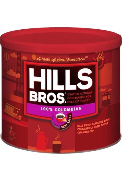 Hills Bros 100% Colombian Filtre Kahve 680 gr