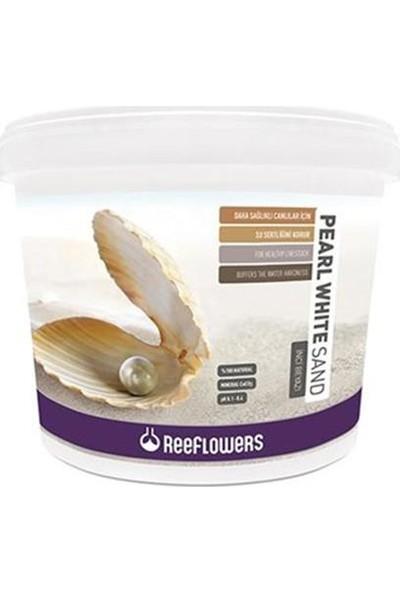 Özel Paket - Reeflowers Pearl White Sand 8.0pH Beyaz Kum 1.0-1.5mm 5Kg