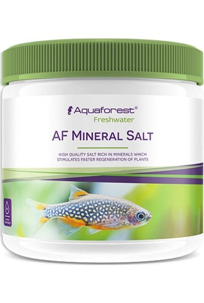 Aqua Forest AF Mineral Salt Fresh 500 ml
