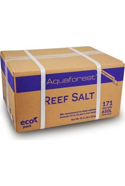 Aqua Forest Reef Salt Box 25Kg