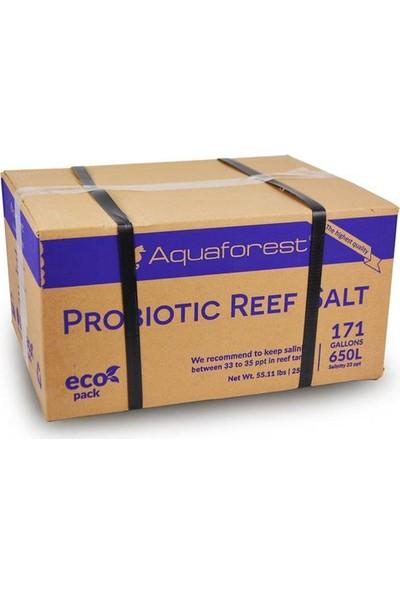 Aqua Forest Probiotic Reef Salt Box 25Kg