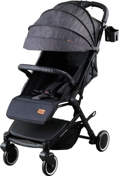 Babyhope BH-3150 Bebek Arabası Siyah
