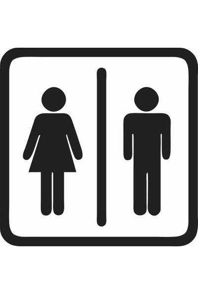 Ejoya Tuvalet Banyo Sticker 78984