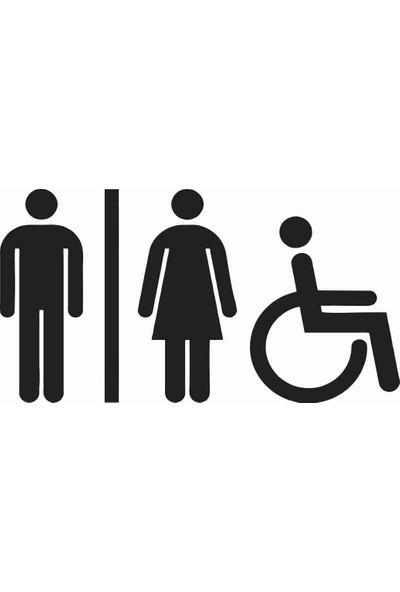 Ejoya Tuvalet Banyo Sticker 78989