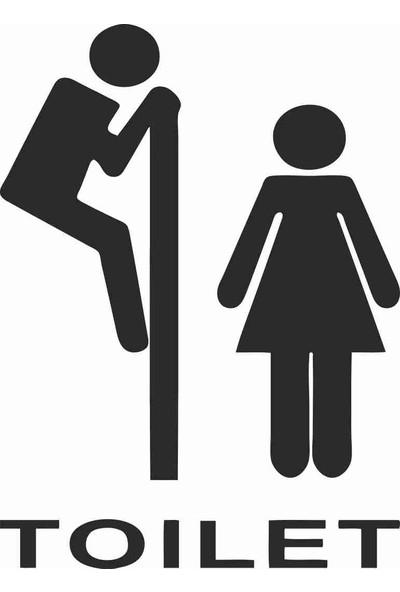 Ejoya Tuvalet Banyo Sticker 78991