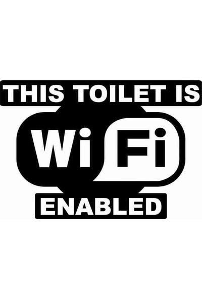 Ejoya Tuvalet Banyo Sticker 78995