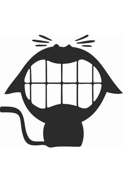 Ejoya Kedi Banyo Sticker 78996