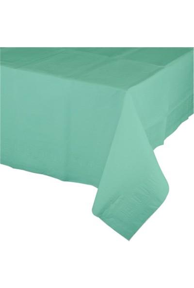 Party Shop Mint Yeşili, Masa Örtüsü