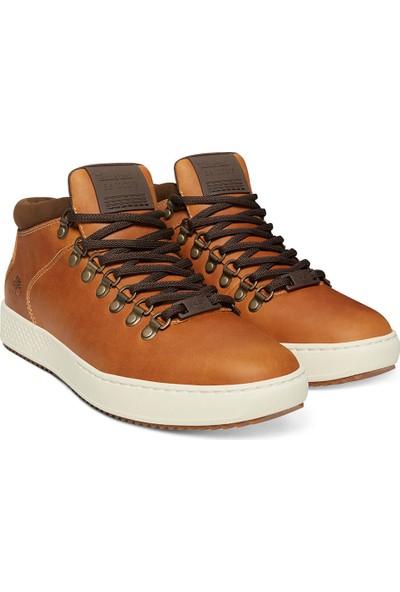 Timberland Cityroam Cup Alpine Chk Hardal Erkek Sneaker Ayakkabı