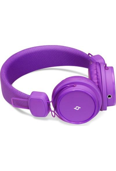 Ttec Bubbles 2 Mikrofonlu Kulaküstü Kulaklık Mor 2KM114MR