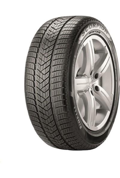 Pirelli 235/60R18 103V S-Wnt(N0) Kış Lastiği (Üretim Yılı : 2018)