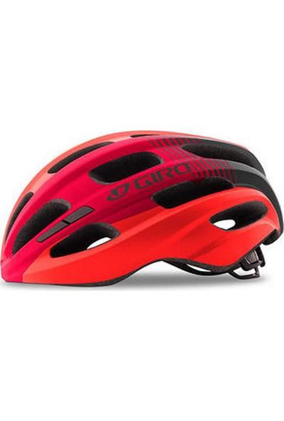 Giro Kask Isode Yol 54-61Cm Kırmızı-Siyah Unısıze