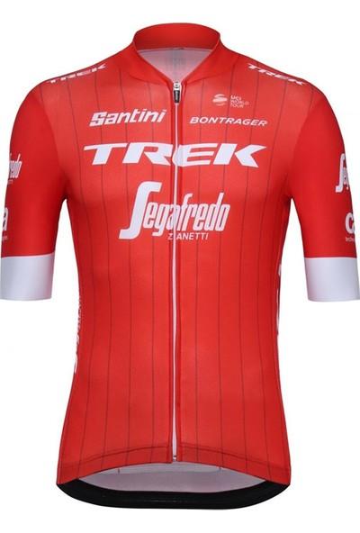Santini Forma Trek Segafredo Pro Team Kırmızı M
