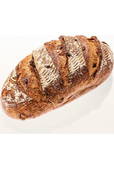 Cevizli Tam Buğday Ekşi Maya Ekmek 1 kg