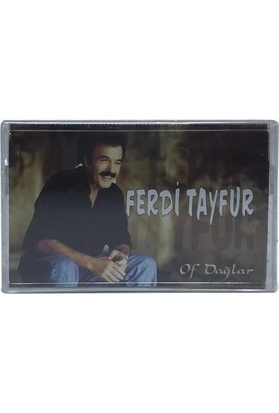 Ferdi Tayfur - Of Dağlar - Sıfır Kaset