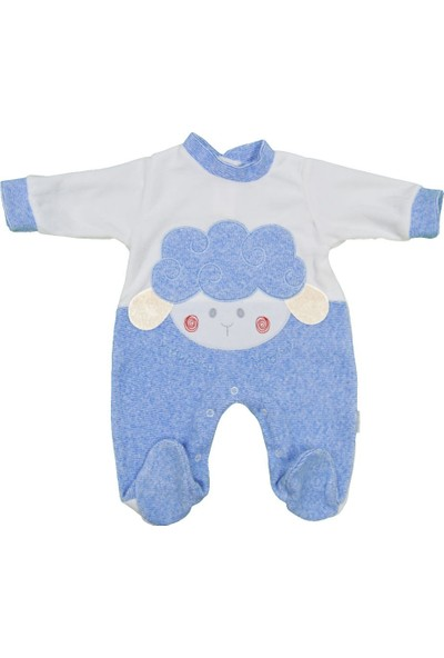 Babybal Baby Kadife Bebek Tulumu 2026