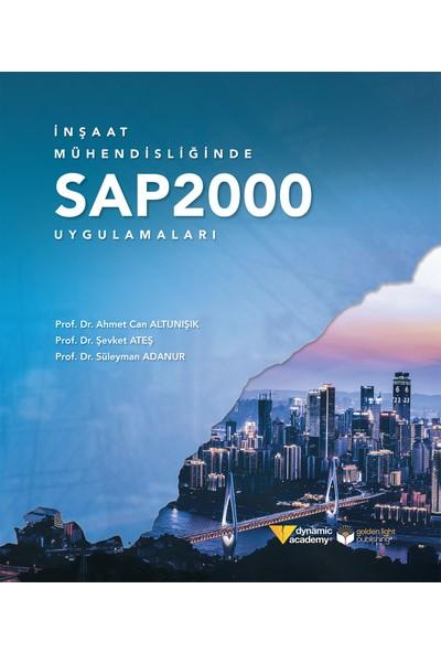 Sap 2000 V20 Uygulamaları